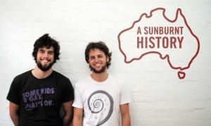 A Sunburnt History img