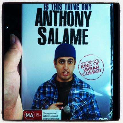 anthony salame