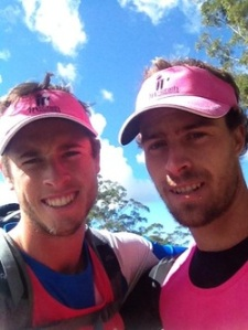 Ben and Joel - Champions!