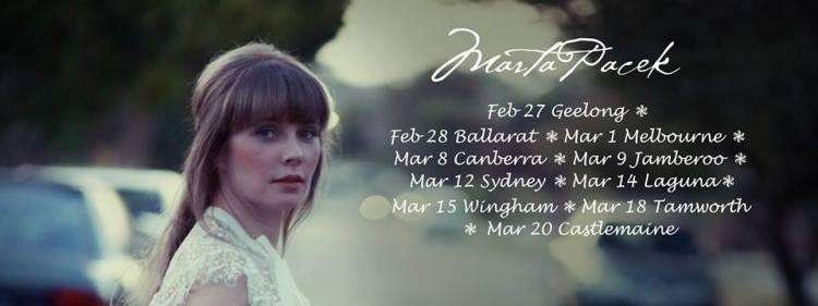 Marta Pacek dates