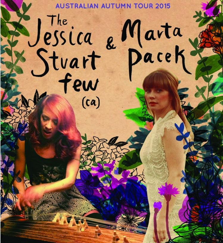 The Jessica Stuart Few & Marta Pacek tour pic smaller