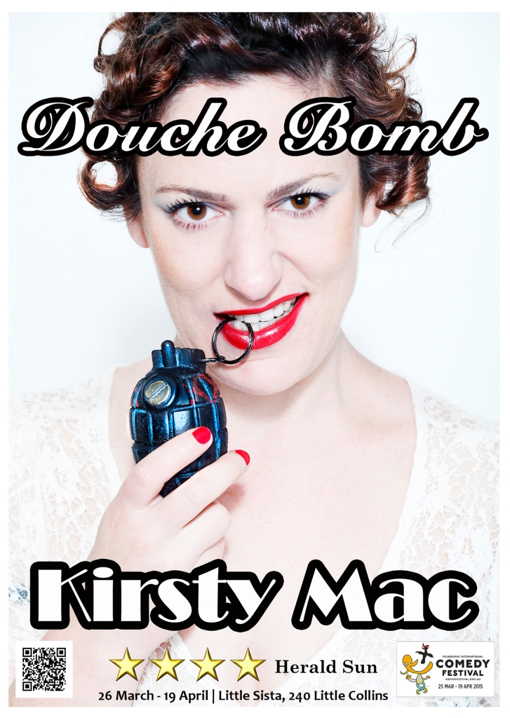 Kirsty Mac Flyer Front