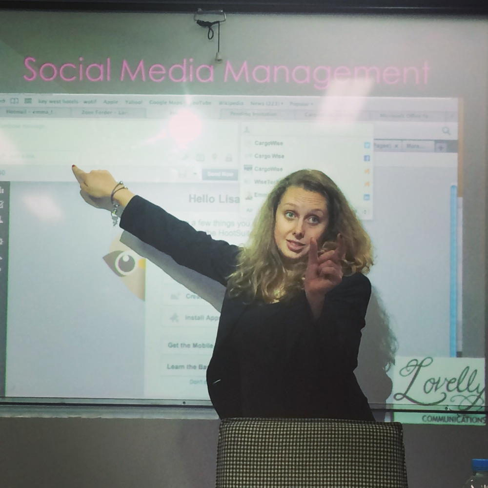 Social Media Workshop Sydney: Maximise your efforts on Social Media (1/5)