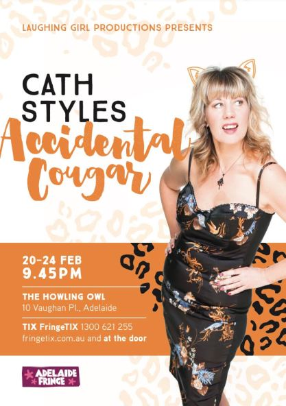 Adelaide Fringe_Cath Styles Poster